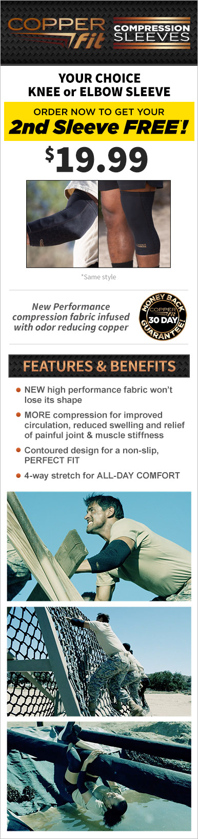 Order Copper Fit® Now!