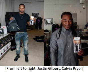 Calvin Pryor, Justin Gilbert images